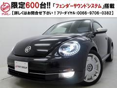VW ザ・ビートルフェンダーED 禁煙1オナ サンルーフ 全国対応1年保証