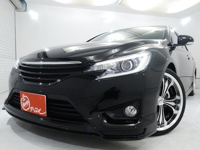 250G ZEUSエアロ 車高調 M'zSPEEDマフラー