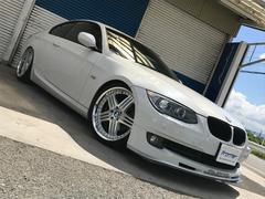 BMW320i Mスポーツパッケージ車高調19深リムアルミマフラー
