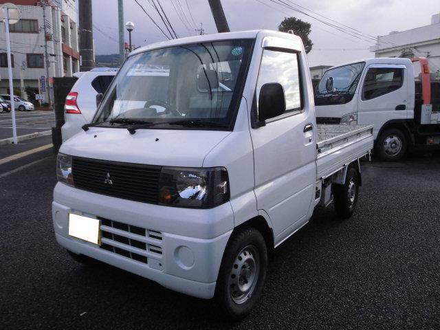 三菱 ミニキャブトラック Vタイプ Tベル交換済 エアコン (検3...