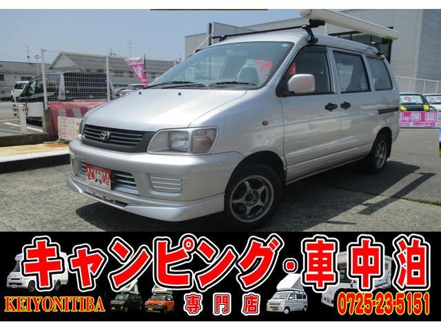 トヨタ RINEIデュオローグキャンピングカー4WDFFヒーター