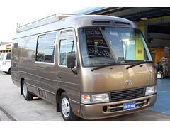 コースタービックバン キャンピング登録車(トヨタ)