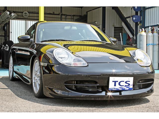 ポルシェ 911GT3 リアロールバー フルバケットシート