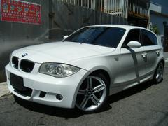 BMW118i Mスポーツパッケージ HDDナビ 18アルミ