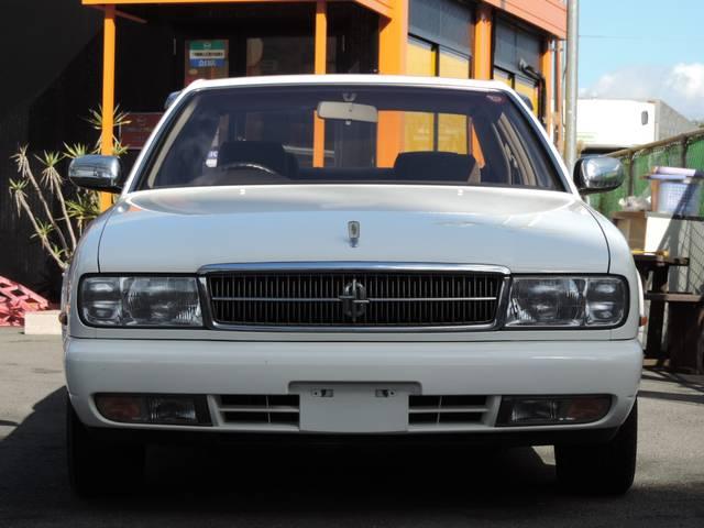 日産 ブロアム 実走行車で程度良好ユーザー買い取り車 フルノーマル