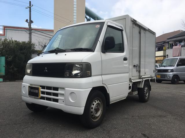 三菱 ミニキャブトラック  (車検整備付)
