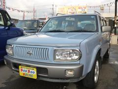 ラシーンタイプII 4WD 全国保証付