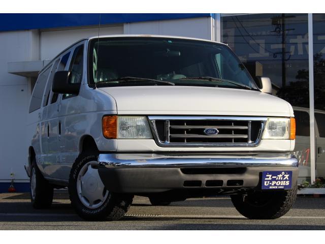 フォード ベースグレード 1ナンバー登録車 ベットキット付