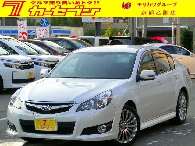 レガシィB4(スバル) 2.5iアイサイトスポーツセレクション 中古車画像