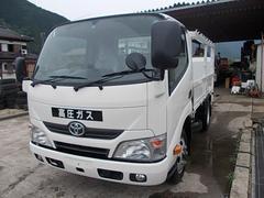 ダイナトラック3t パワーゲート 4WD