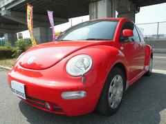 VW ニュービートルベースグレード  自社ローン購入OK