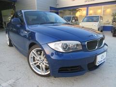 BMW135i ナビ レザー Mスポーツ コンフォートアクセス
