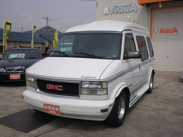 GMC GMC SAFARI EXPLORER