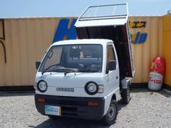 キャリイトラック4WD 電動油圧ダンプ