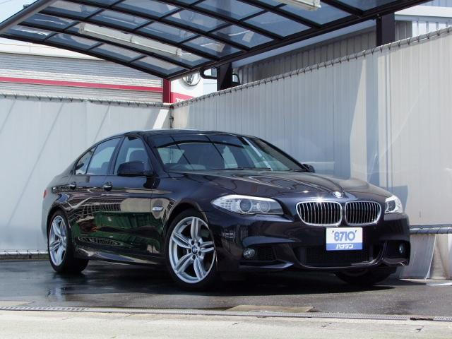 BMW 5シリーズ 523iエクスクルーシブスポーツ 限定車 ブラ...