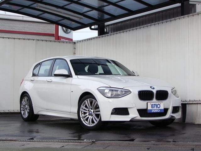 BMW 1シリーズ 116i Mスポーツ 純正HDDナビ バックカ...