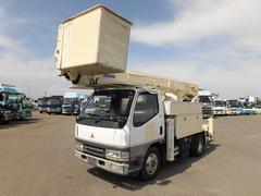 キャンター三菱 14.6M 電工用高所作業車