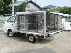 ライトエーストラック 冷蔵冷凍 移動販売車 −7℃〜35℃ 展示棚 8ナンバー(トヨタ)