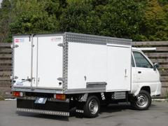 タウンエーストラック冷蔵車 デンソー 左右スライド オートマチック トヨタ車体