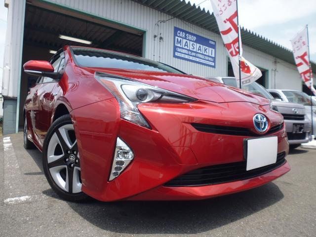 トヨタ Sツーリングセレクション 新品ナビ レザーシート 新車保証