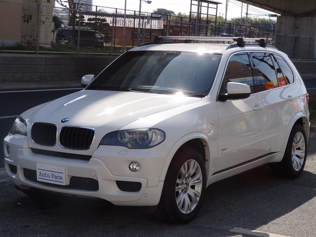 BMW X5 3.0si Mスポーツパッケージ 本革シート (検3...