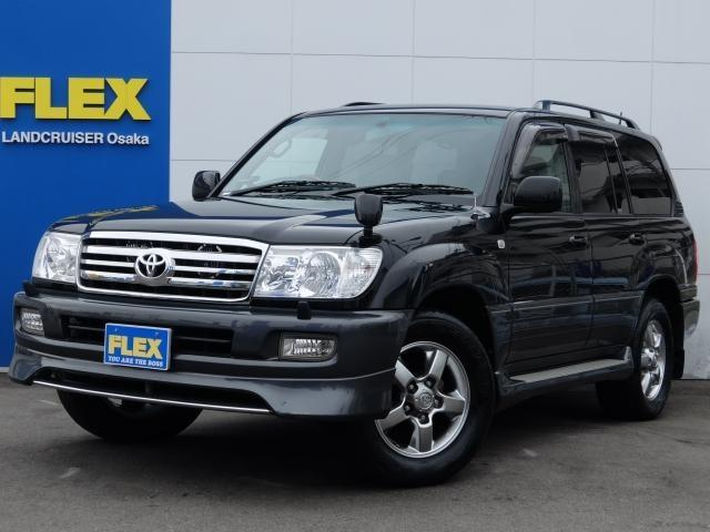 Photo of TOYOTA LAND CRUISER 100 VX LIMITED TOURING EDITION / used TOYOTA