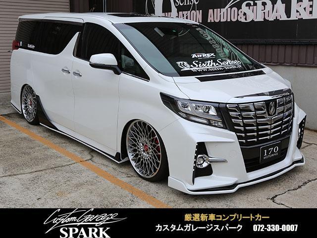 トヨタ シックスセンス ジュールコンプリート ローダウン ホイル