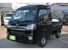 ダイハツ ハイゼットトラック ジャンボ 4WD 5MT 7.7型フルセグナビETCマット付 660cc