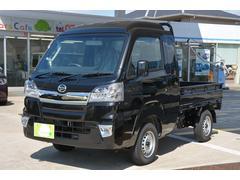ダイハツ ハイゼットトラック ジャンボ 4WD 4AT 7.7型フルセグナビETCマット付 660cc
