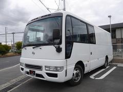 シビリアンバス 88NO 普通免許OK 移動販売車 放送宣伝車 自由設計車(日産)