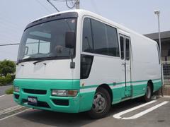 シビリアンバス 移動販売車 自由設計 普通免許OK(日産)