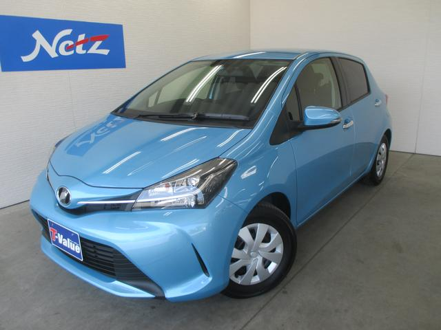 Photo of TOYOTA VITZ 1.3F LED EDITION / used TOYOTA
