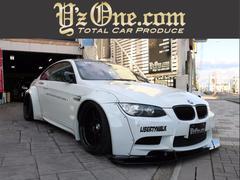 BMWM3クーペM−DCT LBworks LBパフォーマンス