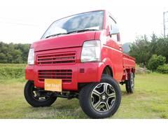 キャリイトラック エアコン パワステ 4WD カスタム(スズキ)
