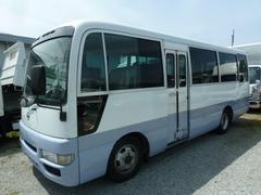シビリアンバス23人乗りマイクロバス 車イスリフト付