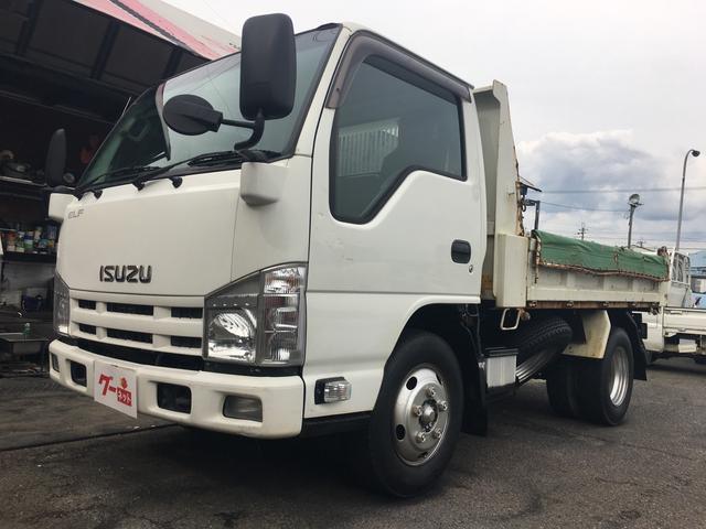 いすゞ エルフトラック キーレス (車検整備付)