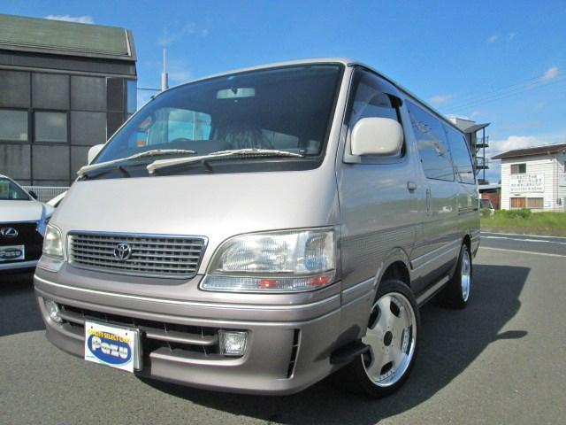 トヨタ スーパーカスタムG エクセレントパッケージ3ムーンルーフ