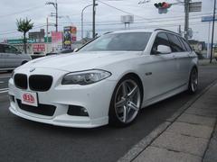 BMW523iツーリング Mスポーツ PKG 20インチ