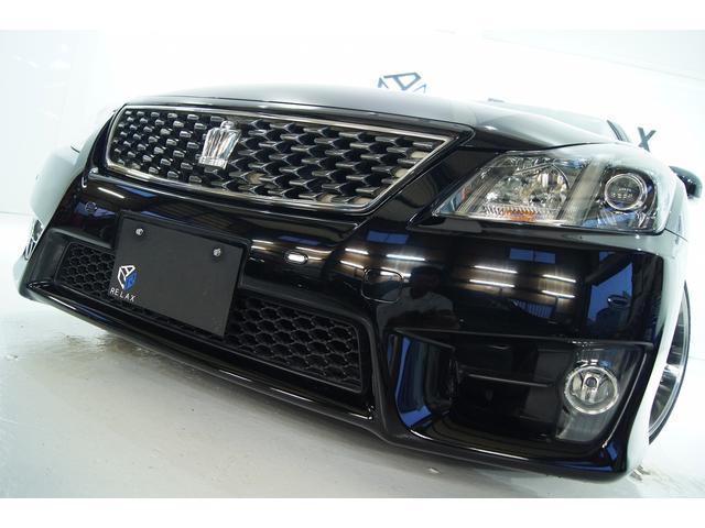 トヨタ 3.5アスリートGパッケージ全国1年保証新品アルミ新品車高調