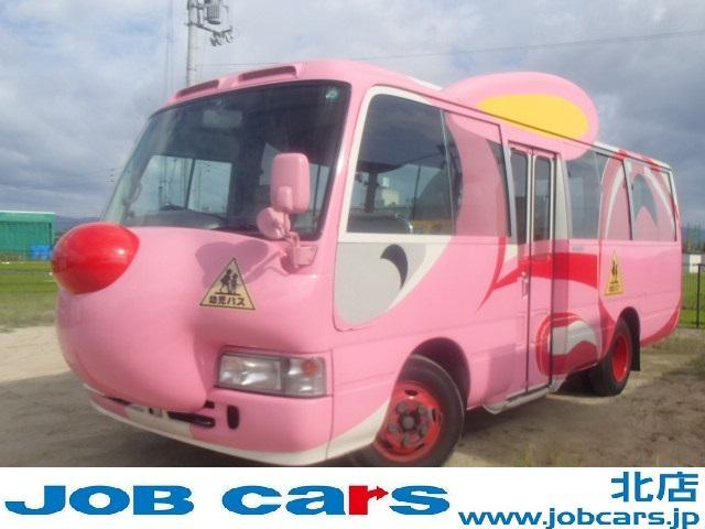 トヨタ 幼児バス ウサギ型 乗車定員大人3名幼児39人