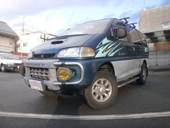 デリカスペースギアジャスパー ユーザー買取車 ディーゼルターボ 4WD