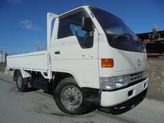 ダイナトラック1.5トン ガソリン 荷台鉄板 荷寸308×159 NOX適