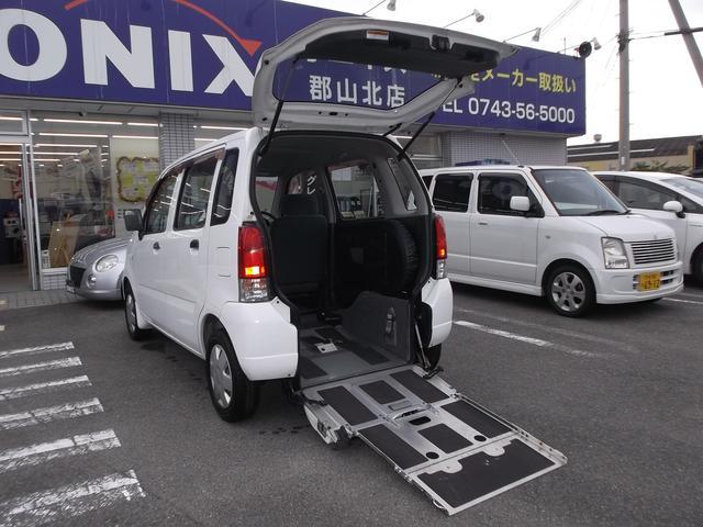 スズキ 福祉車輛 車椅子積込み スローパ