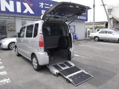 ワゴンR福祉車輛スローパ ナビTV ETC