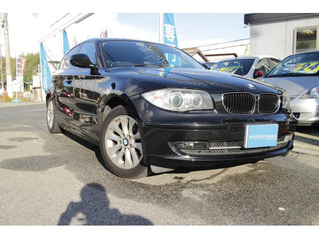 BMW 1シリーズ 116i ワンオーナー キーレス ETC 社外...