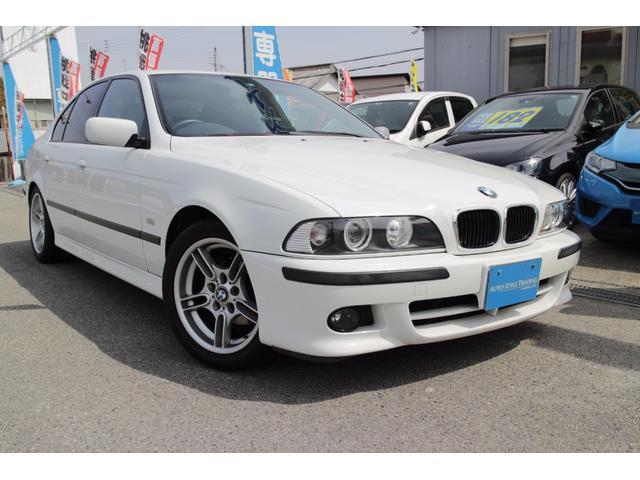 BMW 5シリーズ Mスポーツ 例えば84回払いで月々¥16,40...