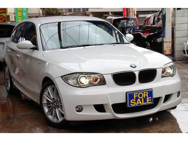 BMW 1シリーズ 120i Mスポーツパッケージ 後期LCI 地...