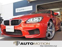 BMW M6カブリオレ 白革 インテリジェントセーフティ ナイトビジョン