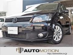 VW ゴルフトゥーランTSI ハイライン KW車高調 HDDナビ バックカメラ