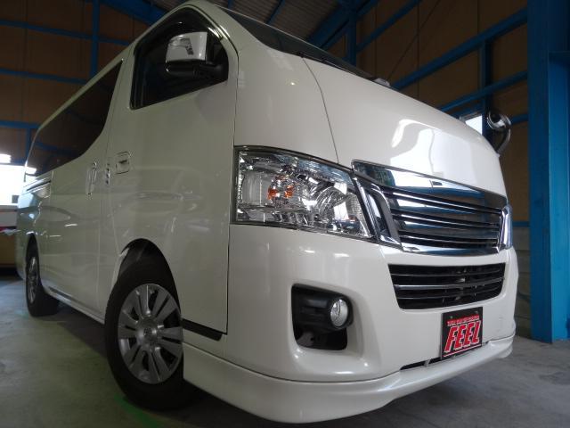 ライダーインテリアPK-GX 5ナンバー乗用車登録8人乗り(1枚目)